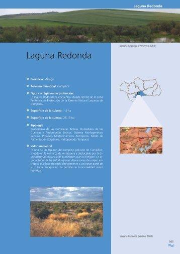 Laguna Redonda - Junta de Andalucía