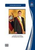 la federación deportiva policial ecuatoriana - Fedepoe - Page 3