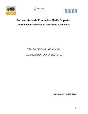 Manual Taller 1 de Comunicación