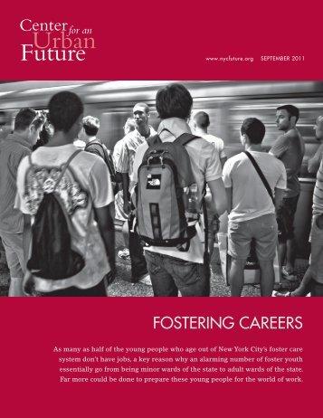 Fostering Careers