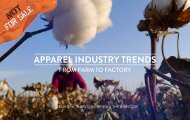 APPAREL INDUSTRY TRENDS