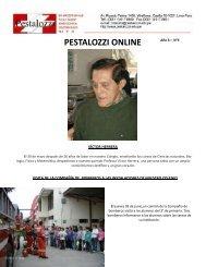 Boletín informativo 2011-3 en castellano - Colegio Pestalozzi