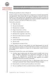 Sistema de gestión de sorteos - OCW Usal - Universidad de ...