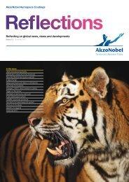 AkzoNobel Aerospace Coatings Reflecting on ... - Anac.com anac