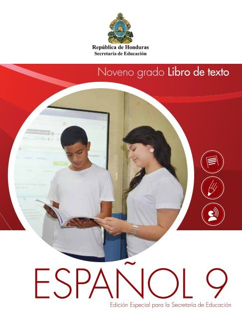 7e3ec599b56 Libro de Texto Español 9 - Secretaría de Educación