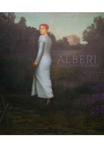 ALBERI - dieci anni di poesie.pdf - Antonella Barina