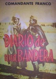 Diario de una Bandera-Comandante Franco - Zona Nacional