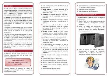 Recomendaciones Básicas de Seguridad y Salud en la ... - Fremap