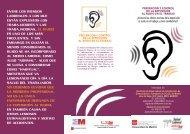 prevención y control de la exposición al ruido en el trabajo