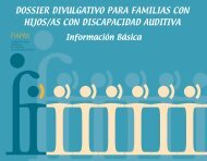 DOSSIER DIVULGATIVO PARA FAMILIAS CON HIJOS/AS ... - Fiapas