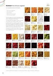 Ravifruit Purés de frutas congelados - Contorni