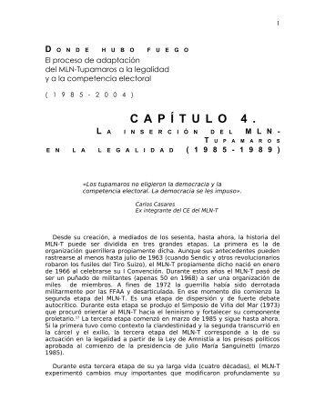 DONDE HUBO FUEGO - Espectador.com