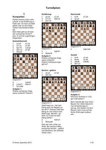Turmdiplom 1 - Schachclub-ostfildern.de