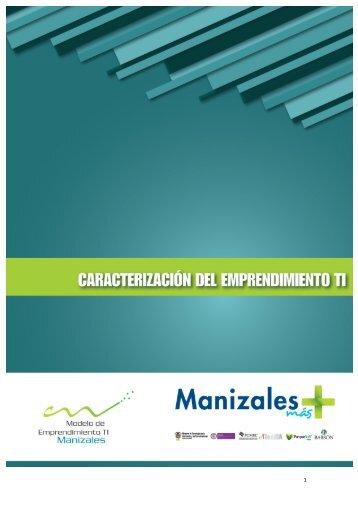 caracterizacion de emprendedores ti / pdf - FITI