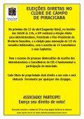 ASSOCIADO! - Clube de Campo de Piracicaba - Home - Page 3