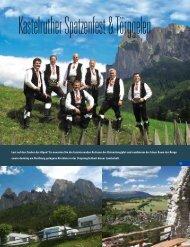 Lust auf den Zauber der Alpen? Es erwarten Sie die faszinierenden ...