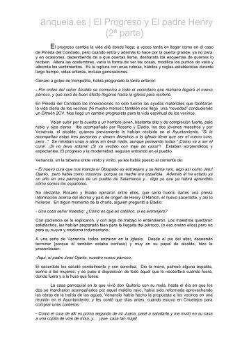 anquela.es | El Progreso y El padre Henry (2ª parte)
