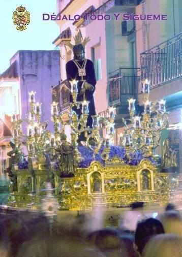 "Boletín Año 2011 - Hermandad Servita de ""Jesús Cautivo"""