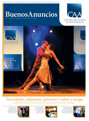 BuenosAnuncios - Camara Argentina de Anunciantes