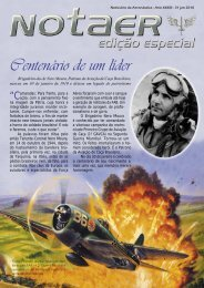 Centenário de um líder - Força Aérea Brasileira