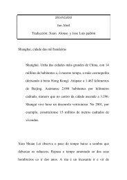 SHANGHAI Jon Abril Traducción: Xoan Alonso y Jose Luis padrón ...