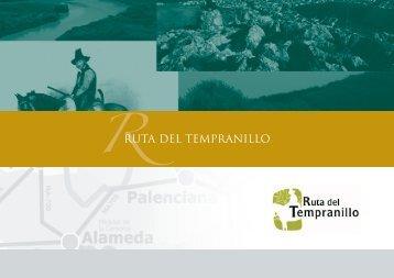 Ruta del Tempranillo - Turinea