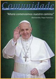 Comunidade Nº231 - Abril de 2013 - Diocese de Ourense