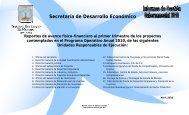 Secretaría de Desarrollo Económico - Gobierno del Estado de Morelos