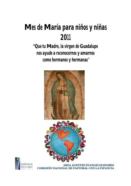 Chile De Mes Para María Conferencia Niños Episcopal XTwPuOkZil