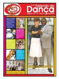 Ed. 013 - Agenda da Dança de Salão