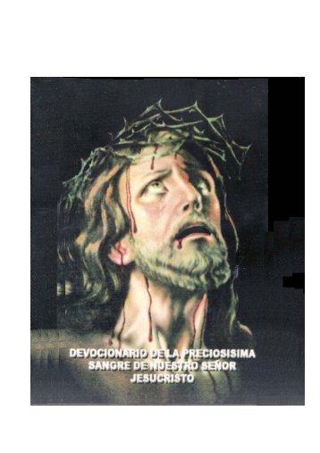 l Rosario a la Preciosísima Sangre de Cristo - Jesus Te busca