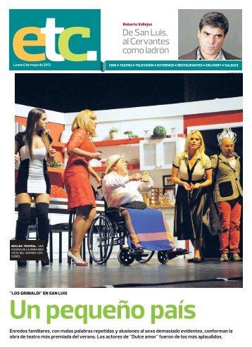 2013-05-06 etc - El Diario de la República