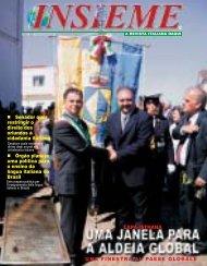 Edição 44 - INSIEME - a revista italiana daqui