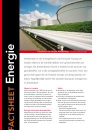 Energie - Haven Amsterdam