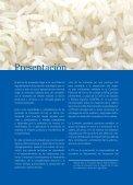Agenda de Innovación Agraria para la Cadena del Arroz en Chile - Fia - Page 5