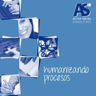 humanizando procesos