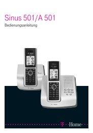 T-Sinus 501 - Telekom