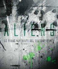 Catalogo Aliens - 2013 - Frattura Scomposta
