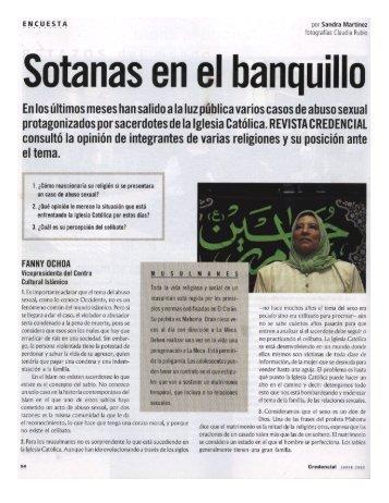 Sotanas en el banquillo - Iglesia Episcopal en Colombia