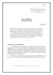 Ciro y Rosario - CCHLA