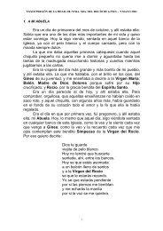 Xxiii Pregon Rociero De La Hermandad De Ntra Sra Del