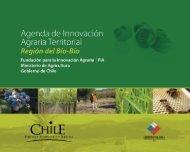 Agenda de innovación agraria territorial - Fia