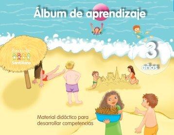 Álbum de aprendizaje - Santillana