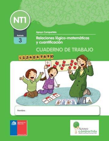 CUADERNO DE TRABAJO - PAC - Ministerio de Educación
