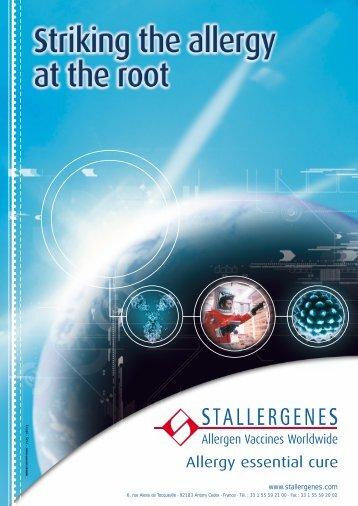 Descargar el número - Stallergenes
