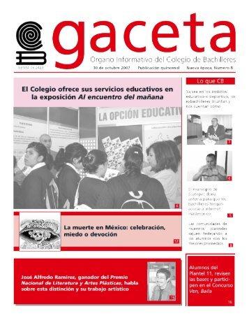 gAceTA - Colegio de Bachilleres