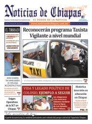 Reconocerán programa Taxista Vigilante a nivel mundial En el Foro ...