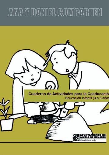 Ana y Daniel comparten juegos y tareas - Ayuntamiento de Alcala ...