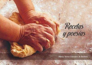 Recetas y poesías - Aromas de Vida
