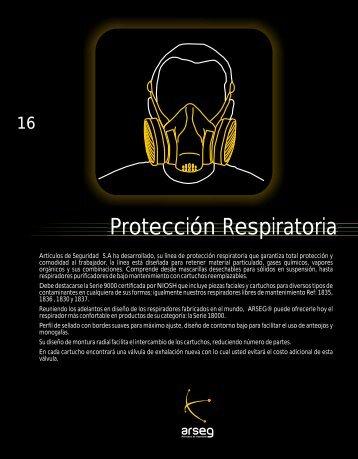 Protección Respiratoria - Casa Médica Universales